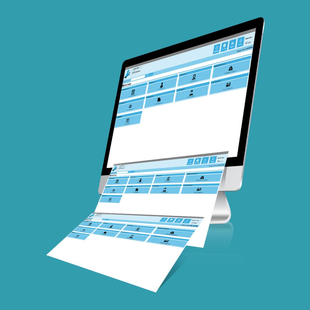 Digital Weighbridge Software