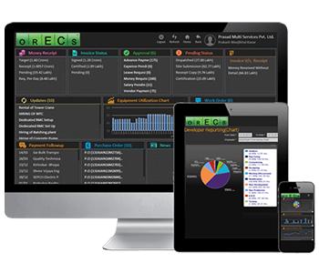 ORECS Vehicle Rental Software