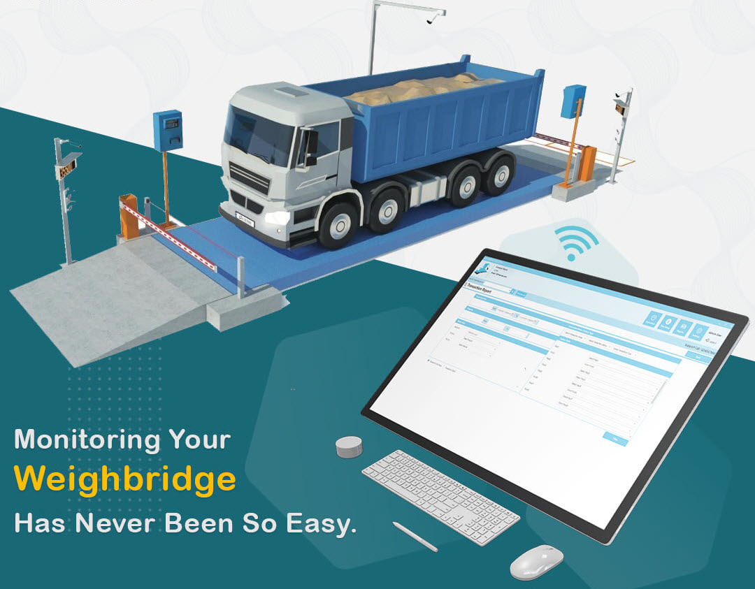 Visualize Future with Unmanned Weighbridge System